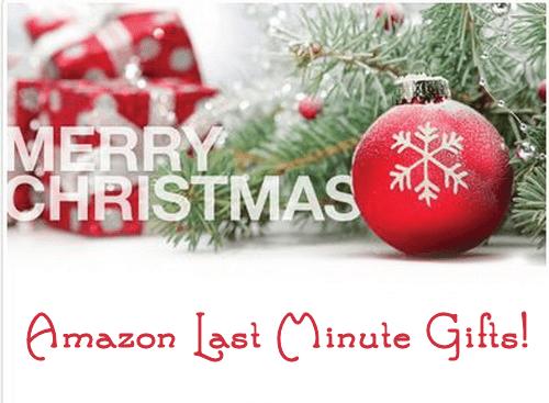 Amazon Last Minute Gifts
