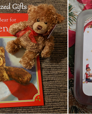 Get Personalized Gifts for any Occasion from I SEE ME #Christmas2017 #AD