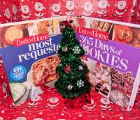New books for family & friends! Including Taste of Home! #Christmas2017