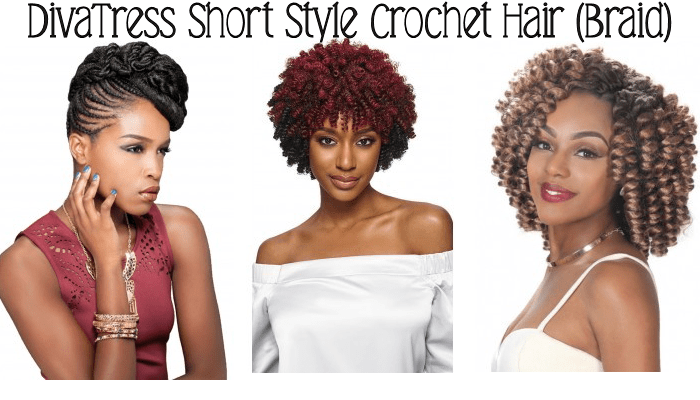 DivaTress crochet hair