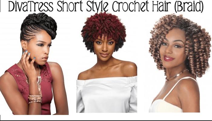 DivaTress crochet hair