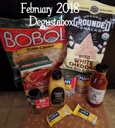 February Degustabox Food Subscription Review + Coupon @DegustaboxUSA #DegustaboxUSA