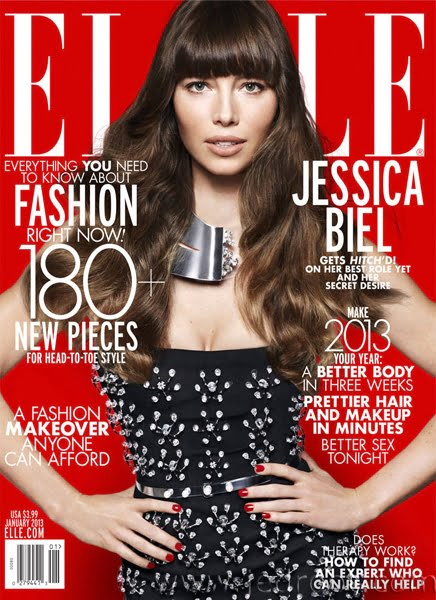 1 Yr Free ELLE Magazine Subscription! No credit card
