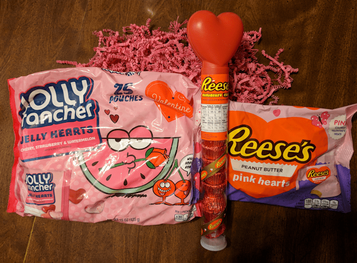 Hershey's Valentine's Day Candy & Treats