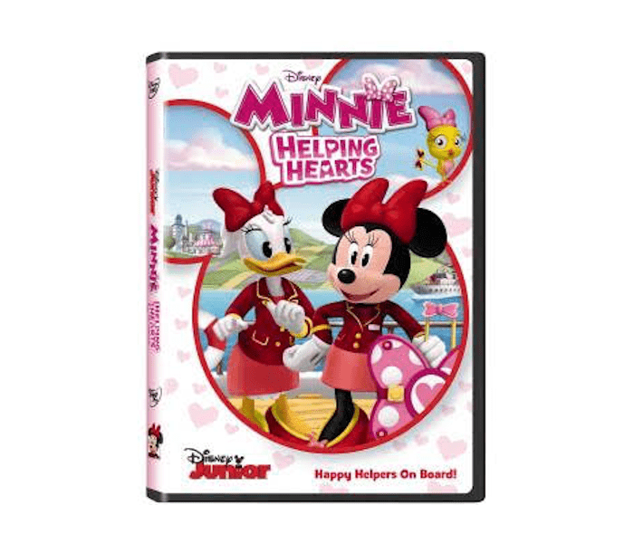 Minnie Helping Hearts