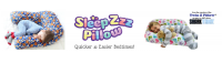 Sleep Zzz Pillow