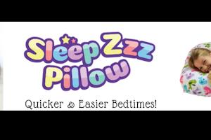 Kids Sleep Pillow – Sleep Zzz Pillow $5 off @usfg