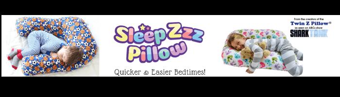 Sleep Zzz Pillow