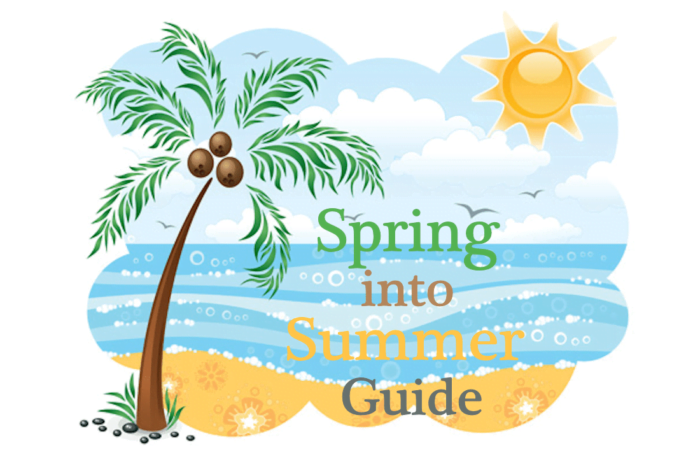 2018 Spring into Summer Fun Guide