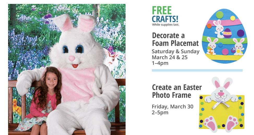 FREE Easter Bunny Picture