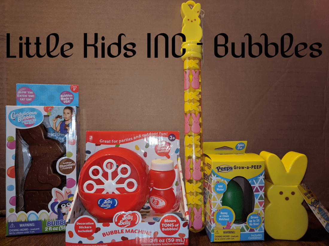 Little Kids INC Bubbles