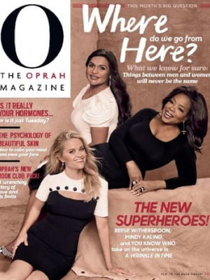 1 yr FREE O, The Oprah Magazine Subscription