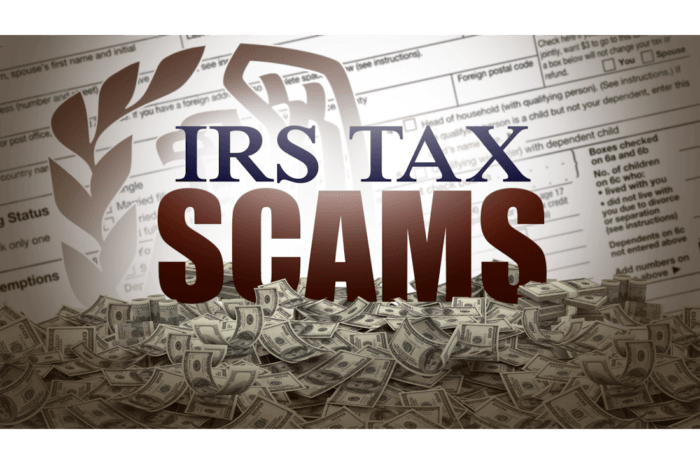Phone Scam Threats – IRS Scam is back!