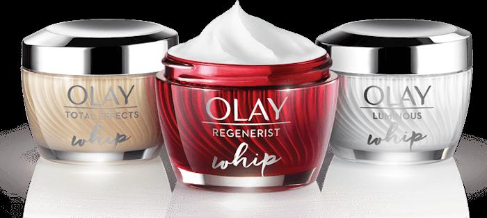 Olay Regenerist Whip Sample