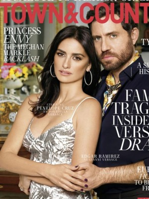 1 Yr FREE Town & Country Magazine Subscription