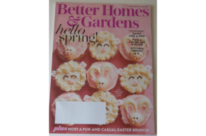 FREE Better Homes and Gardens Magazine Subscription