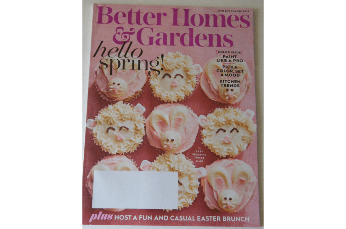 Free Better Homes And Gardens Magazine Subscription Modern