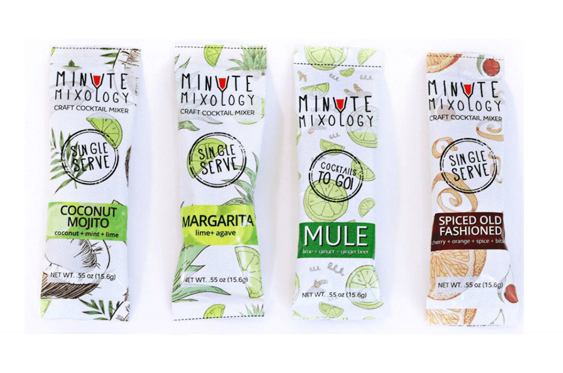 Minute Mixology Single Serve Cocktail Mixer free Sample