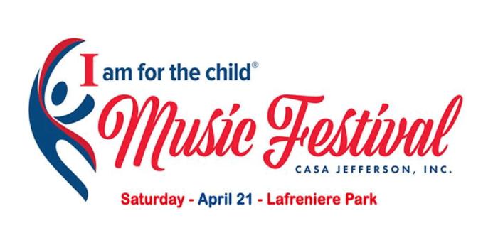 I Am for the Child Music Festival Lafreniere Park