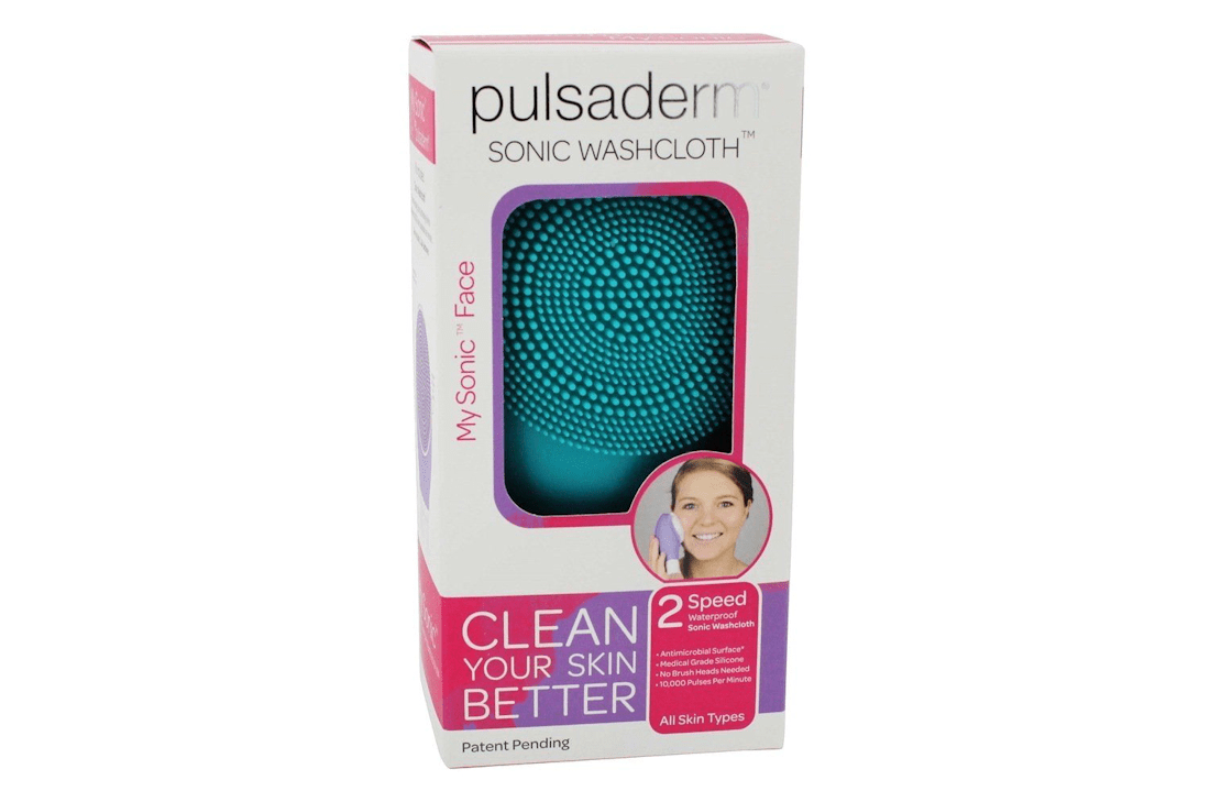 Pulsaderm Sonic Washcloth