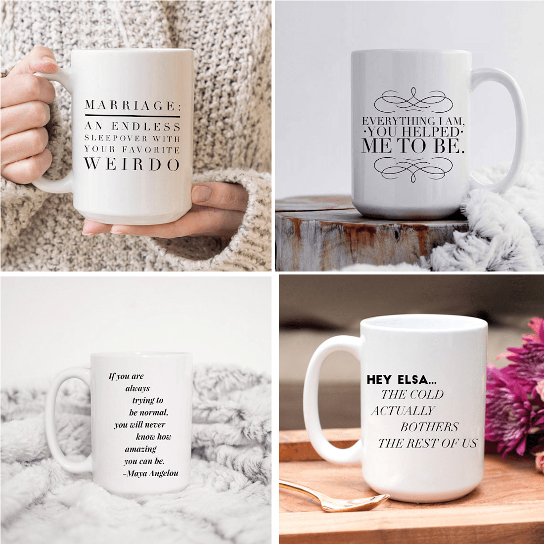 SheMugs Mugs