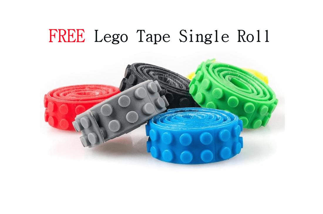 free lego tape single roll