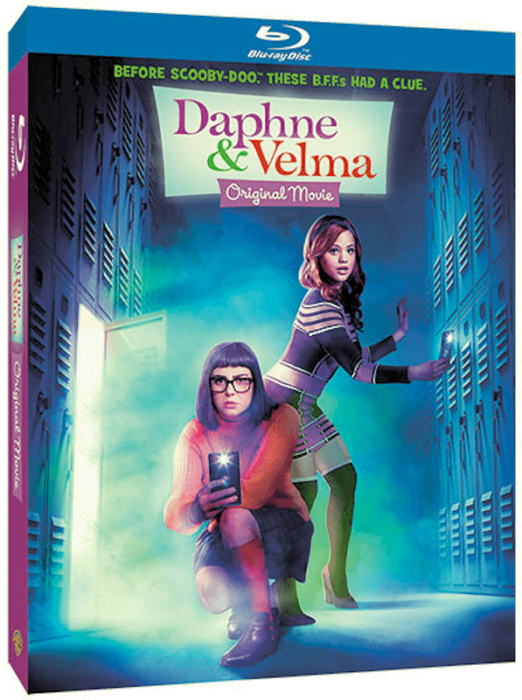 Daphne and Velma Blu-ray Giveaway #DaphneVelma