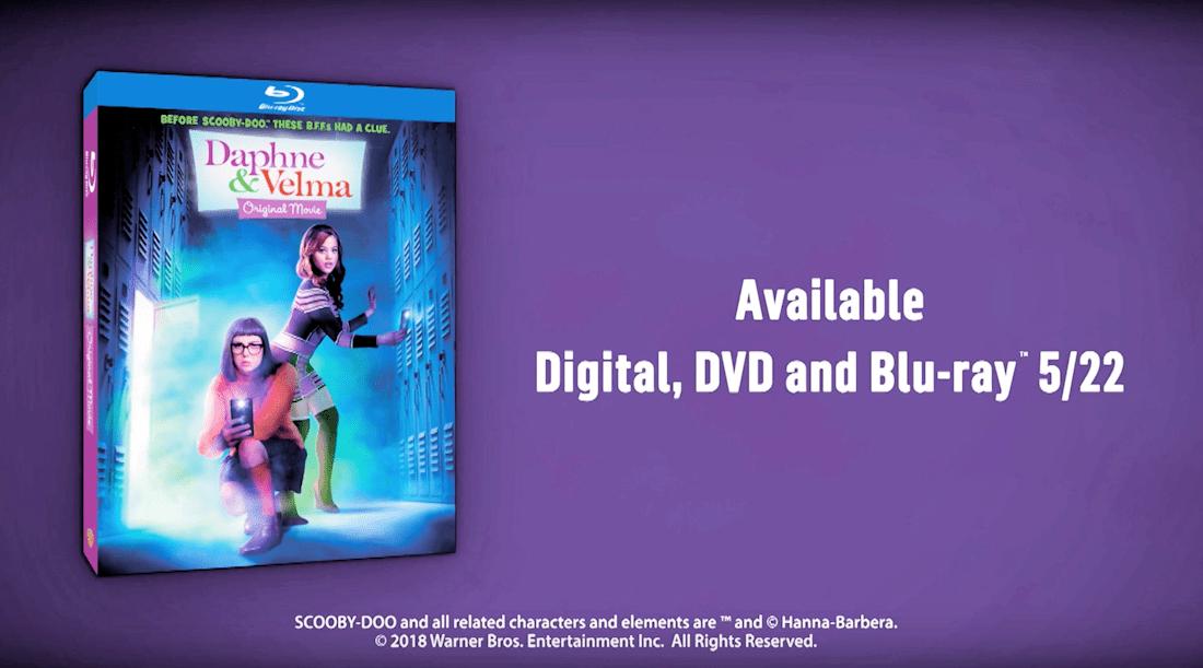 Daphne and Velma Blu-ray