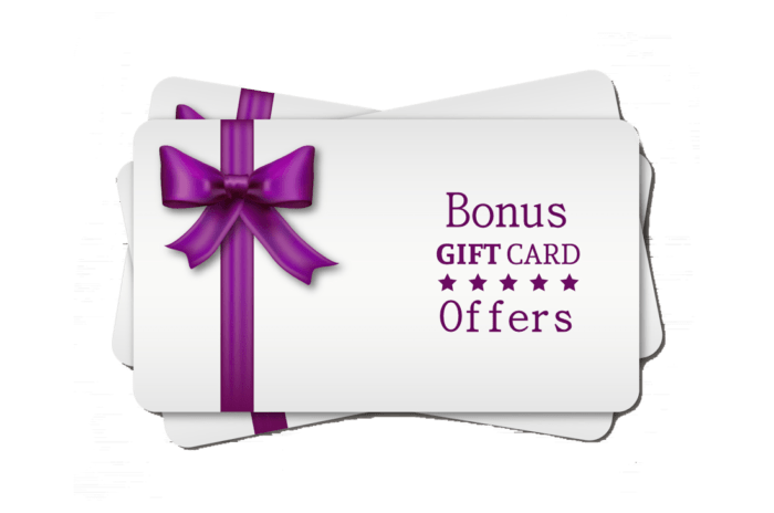 Bonus Gift Card Offers for Moms, Dads & Grads