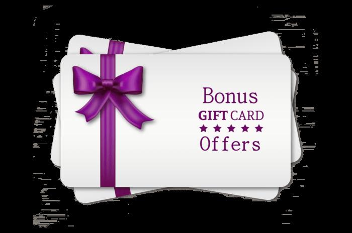 Bonus Gift Card Offers for Moms, Dads & Grads
