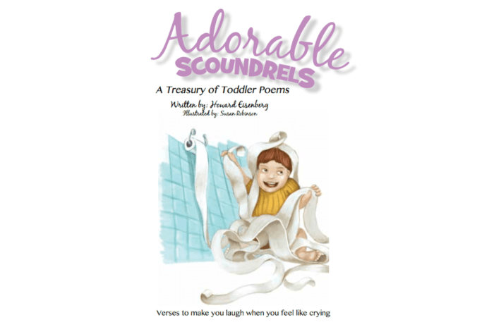 Adorable Scoundrels a Quirky Book of Toddler Poems