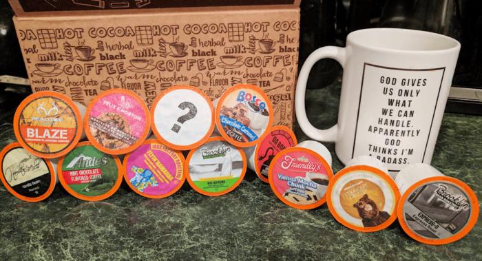 Two Rivers Mega Coffee Sampler Giveaway