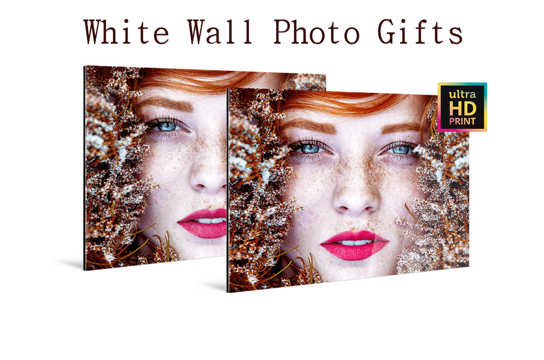 White Wall Photo Gifts