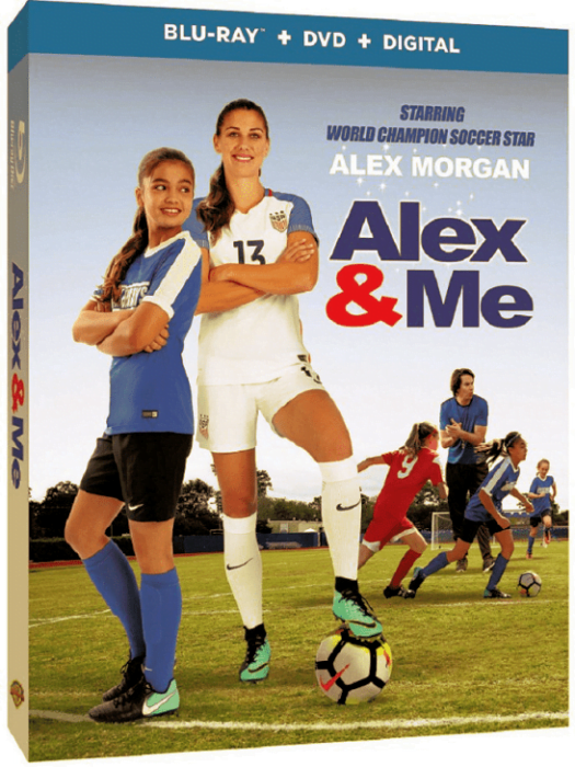 Alex and Me Giveaway #AlexMorgan #AlexandMe