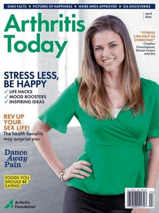 Get Arthritis Today Magazine 1 Year FREE