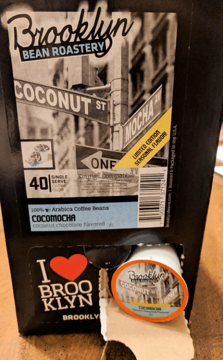 Enter our Brooklyn Bean CocoMocha Coffee #Giveaway