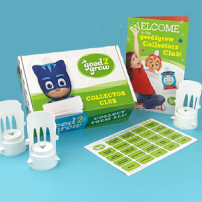 FREE Good2Grow Collectors Club Starter Kit