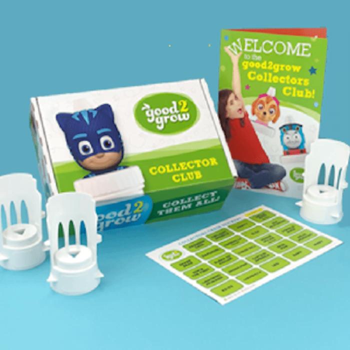 FREE Good2Grow Collectors Club Starter Kit