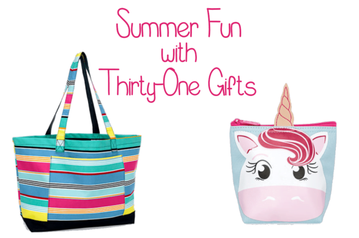Grab Fun Summer Accessories from Thirty-One