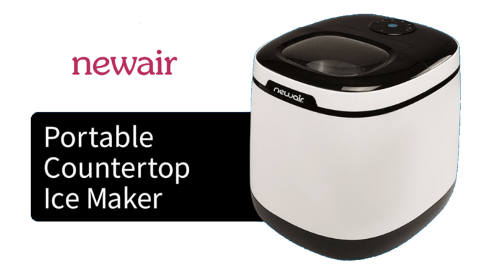 NewAir AI-250W Countertop Ice Maker: Never Forget Ice again!