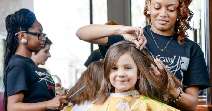 FREE Haircut for Kids at Remington College Through August 2018