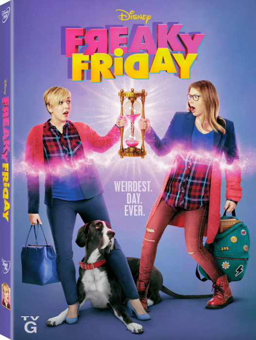 FREAKY FRIDAY Musical Movie Fun for all ages!