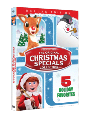 The Original Christmas Specials Collection Deluxe Edition