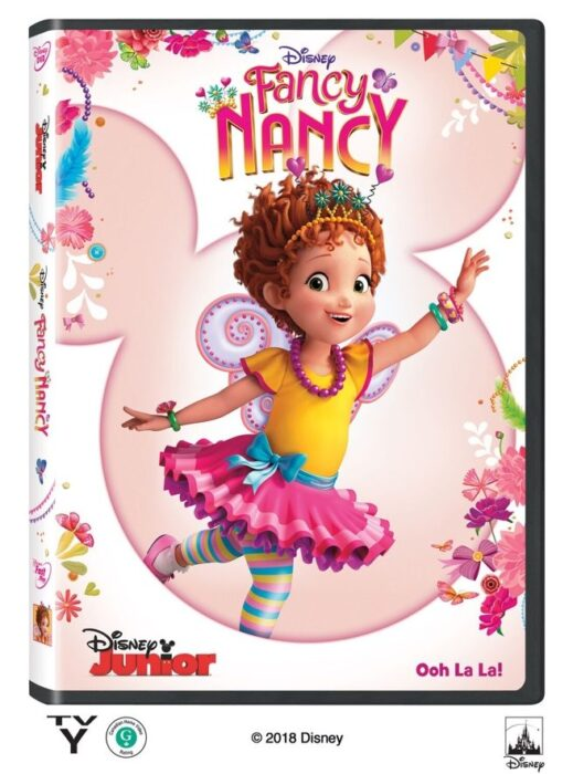fancy Nancy volume 1 dvd