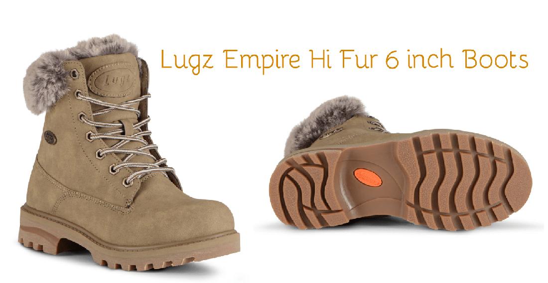 Hi Fur Boots