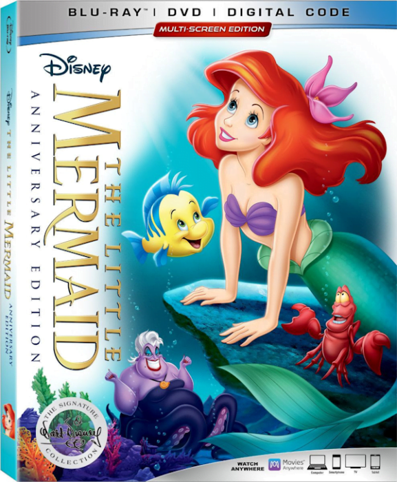 The Little Mermaid 30th Anniversary