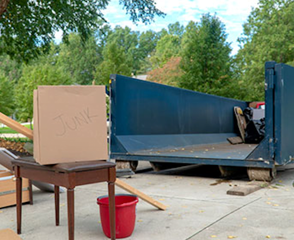 how do you dispose of old furniture